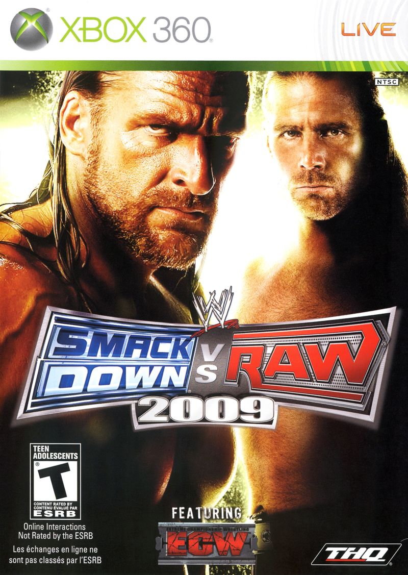 Wwe smackdown vs raw 2009 cheat codes xbox 360 youtube.