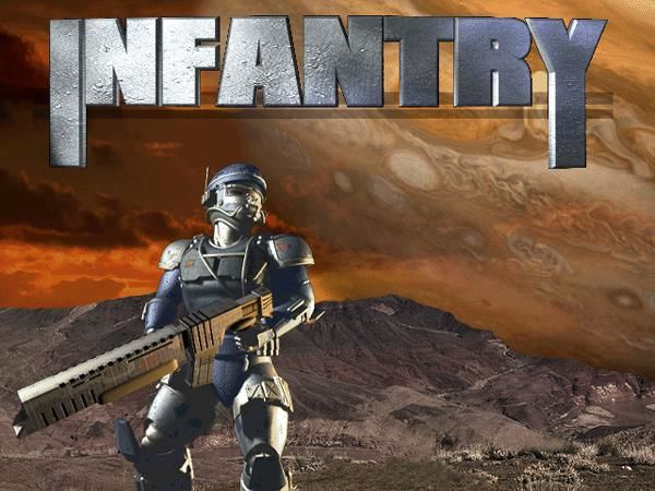 Infantry Windows Front Cover