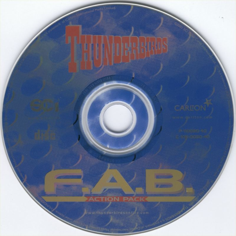 Thunderbirds: F.A.B. Action Pack Windows Media