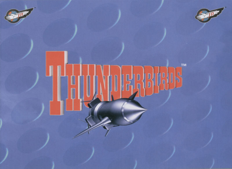 Thunderbirds: F.A.B. Action Pack Windows Other Jewel Case - Inlay
