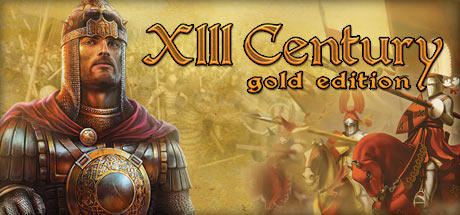 XIII Century: Gold Edition Windows Front Cover
