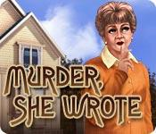 Murder, She Wrote Windows Front Cover