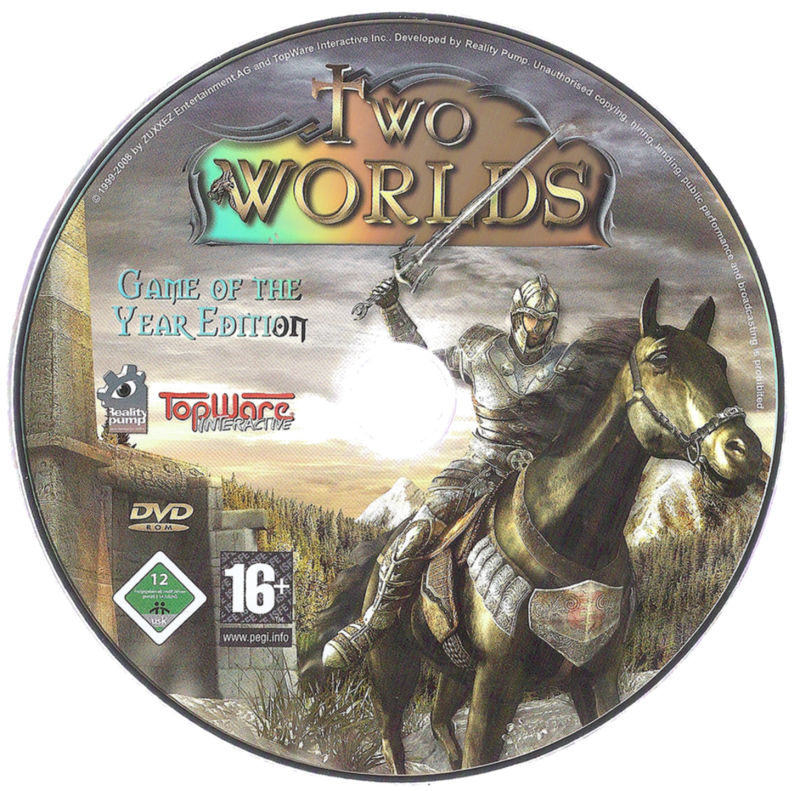 Two Worlds (Game of the Year Edition) Windows Media
