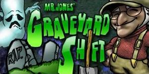 Mr. Jones' Graveyard Shift Macintosh Front Cover