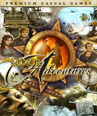 Luxor: Adventures Windows Front Cover
