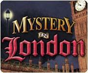 Mystery in London Macintosh Front Cover