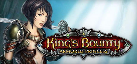 King's Bounty: Armored Princess Macintosh Front Cover