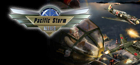 Pacific Storm: Allies Windows Front Cover