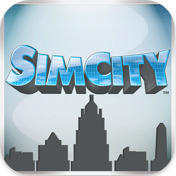 SimCity iPhone Front Cover