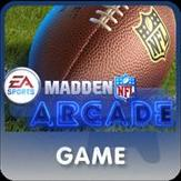 Madden NFL Arcade PlayStation 3 Front Cover