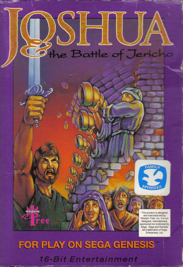 Joshua Amp The Battle Of Jericho For Dos 1994 Mobygames