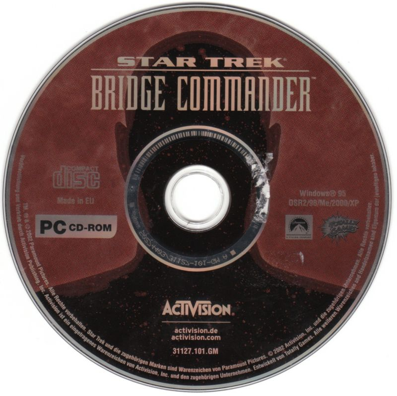Star Trek: Bridge Commander Windows Media