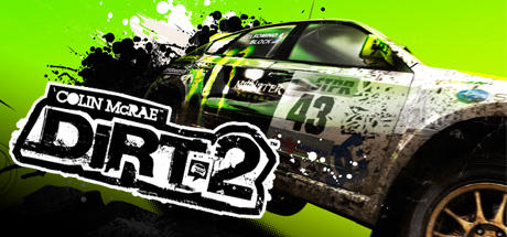 DiRT 2 Windows Front Cover