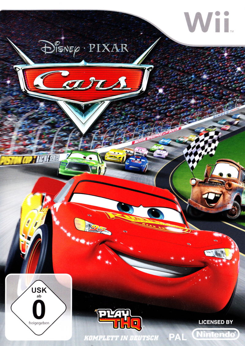 Disney Cars Wii Review