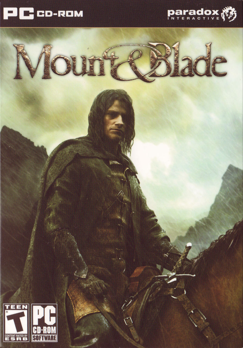 Mount&Blade Windows Front Cover