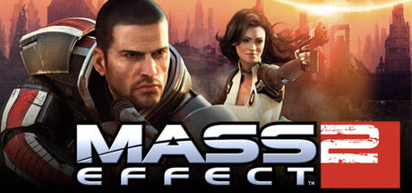 Mass Effect 2 Windows Front Cover