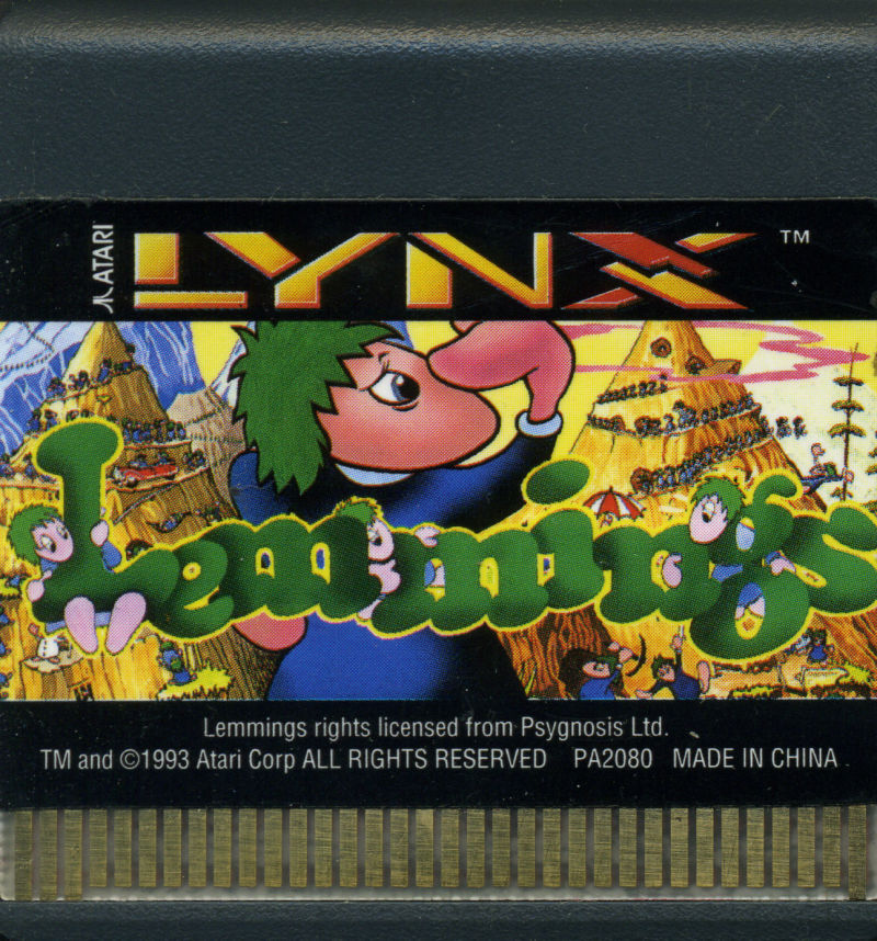 Lemmings Lynx Media
