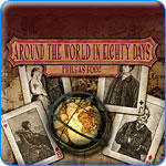Around the World in Eighty Days: Phileas Fogg Windows Front Cover