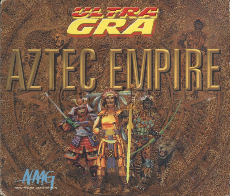 Aztec Wars Windows Front Cover