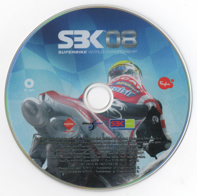 SBK: Superbike World Championship Windows Media