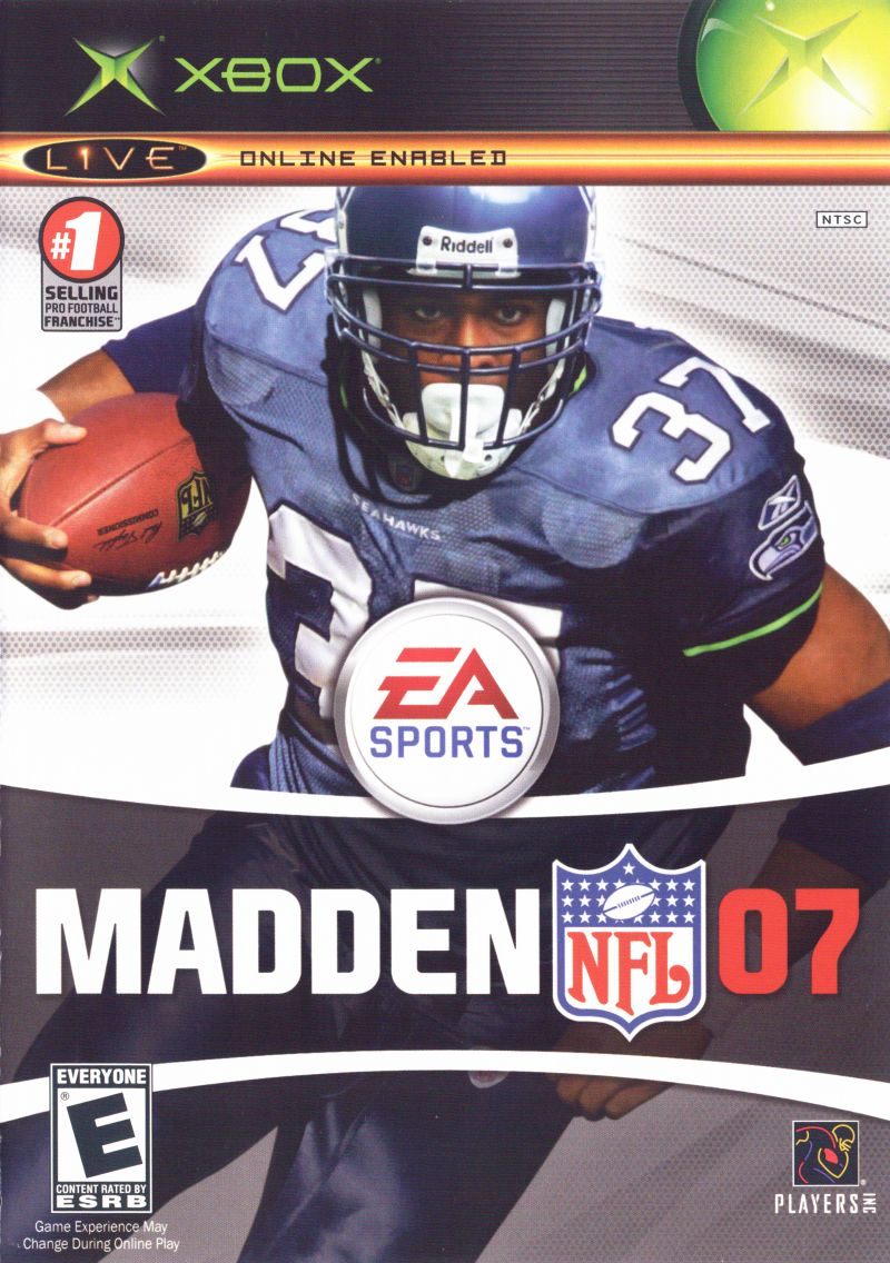 Newest Madden Game For Xbox : Madden nfl for xbox mobygames