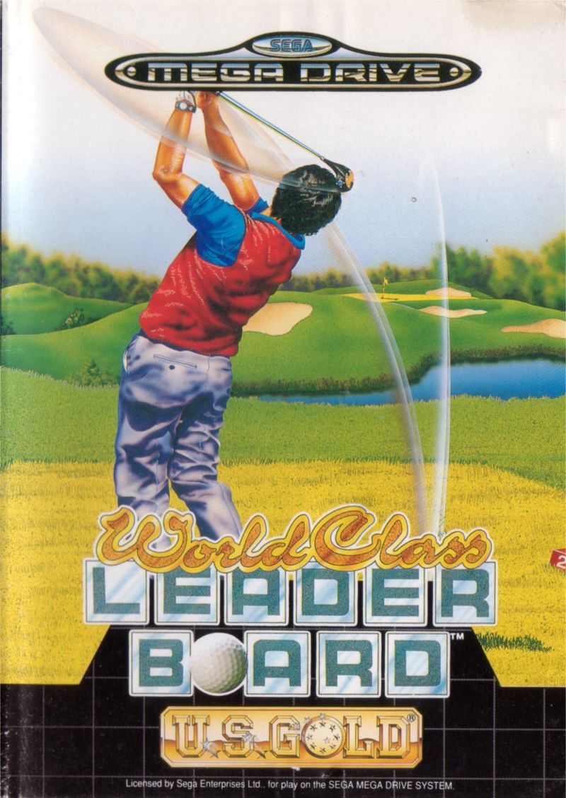 World Class Leader Board Genesis Front Cover