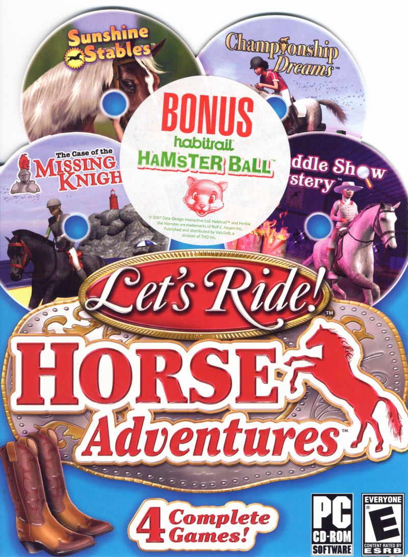 Let's Ride! Horse Adventures