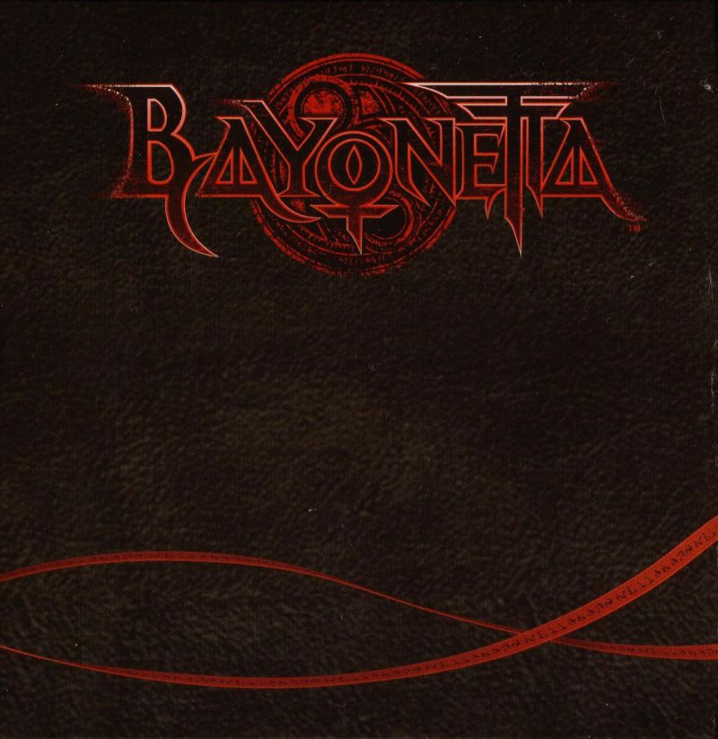 Bayonetta (Climax Edition) Xbox 360 Other Soundtrack - Sleeve - Front