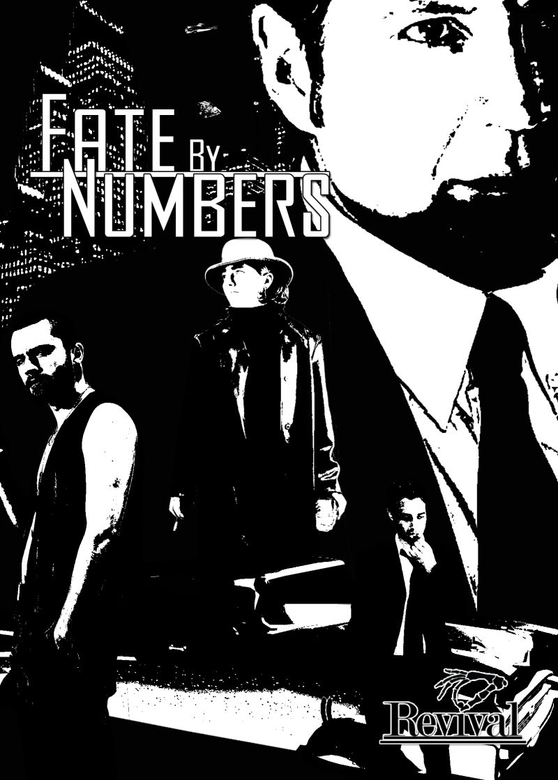 Fate by Numbers Windows Front Cover