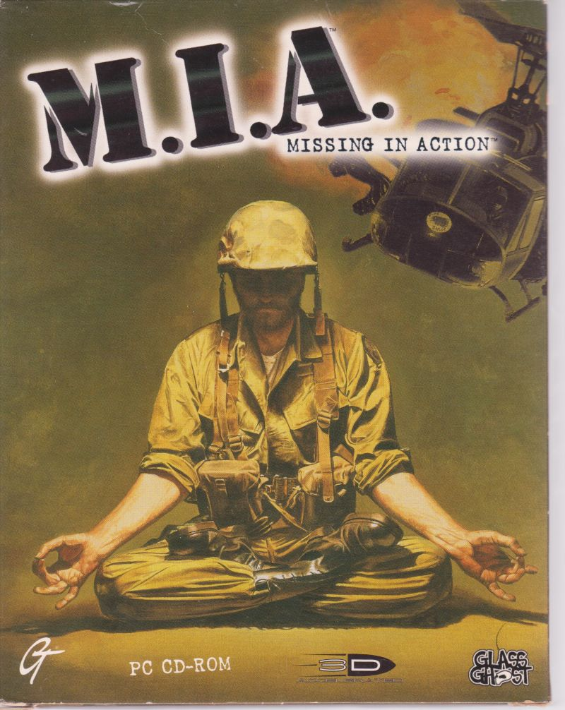 M.I.A.: Missing In Action Windows Front Cover  Missing In Action Poster