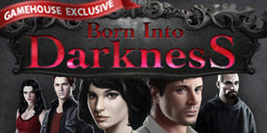 Born Into Darkness Macintosh Front Cover