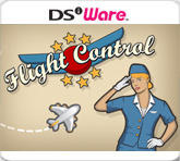 Flight Control Nintendo DSi Front Cover