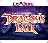 Dragon's Lair Nintendo DSi Front Cover