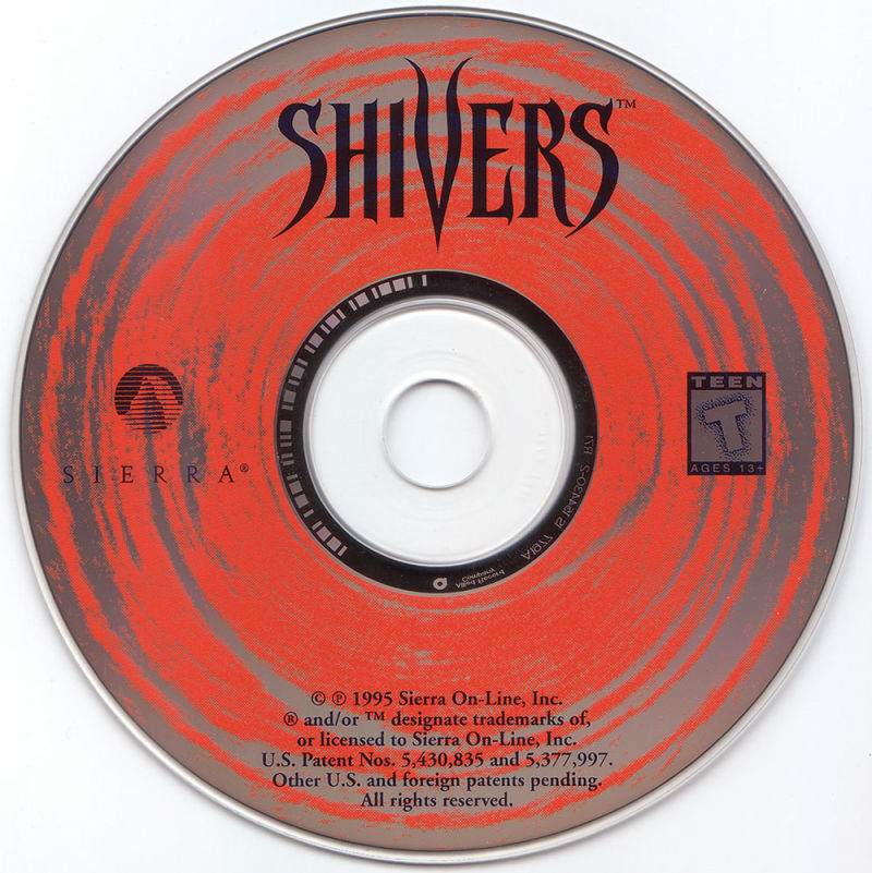 Shivers Windows Media