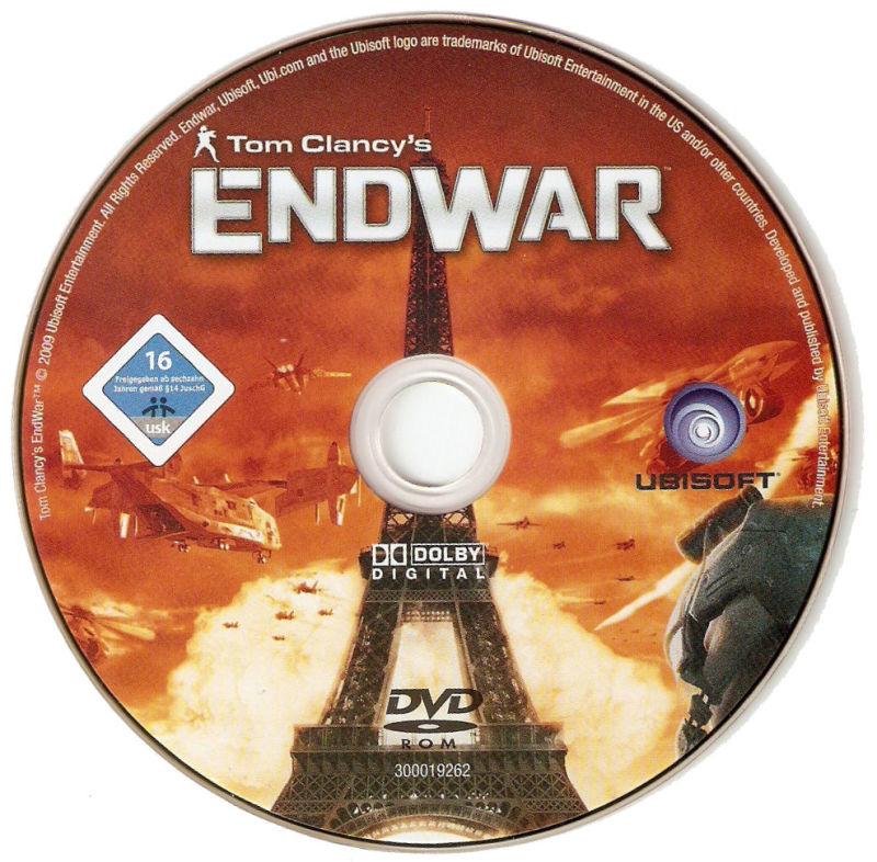 Tom Clancy's EndWar Windows Media