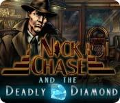 Nick Chase and the Deadly Diamond Windows Front Cover