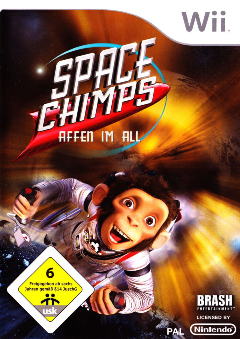 Space chimps nintendo wii cheat codes