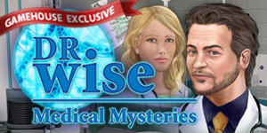 Dr. Wise: Medical Mysteries Windows Front Cover