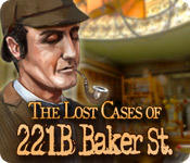 The Lost Cases of 221B Baker St. Windows Front Cover