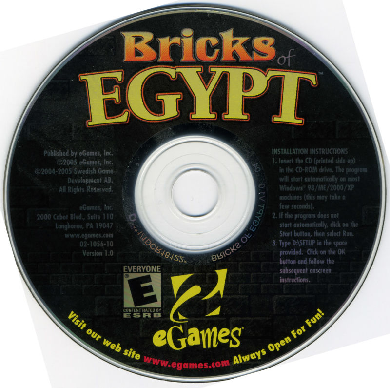 Bricks of Egypt Windows Media
