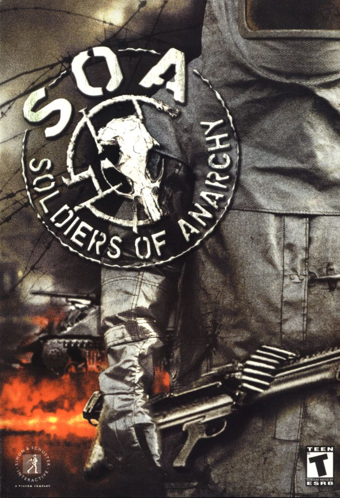 Soldiers of Anarchy Windows Front Cover