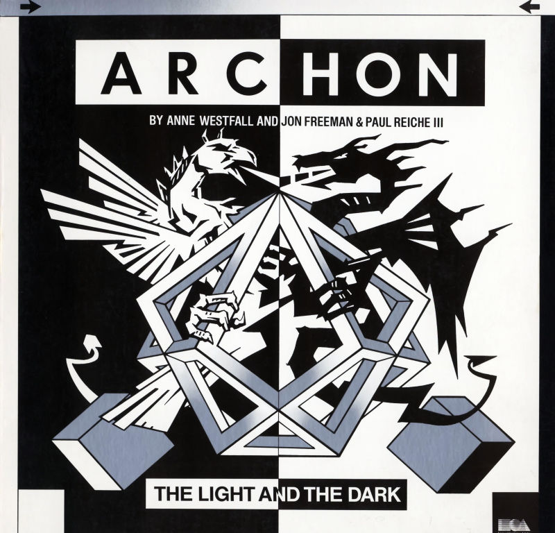 Archon: The Light and the Dark for Commodore 64 (1984