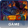 Mega Man 10 PlayStation 3 Front Cover