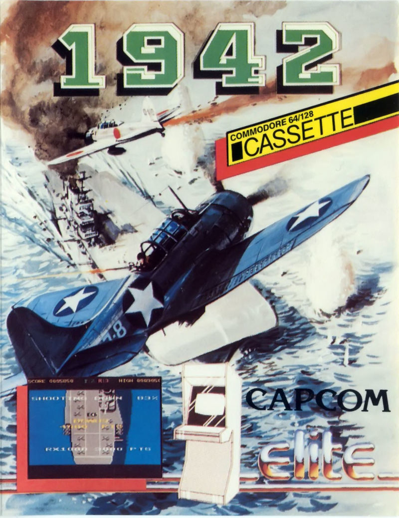 1942 Commodore 64 Front Cover