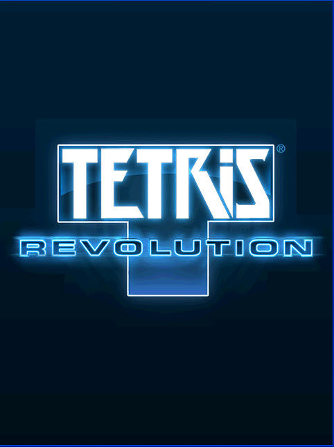 Tetris Revolution BREW Front Cover