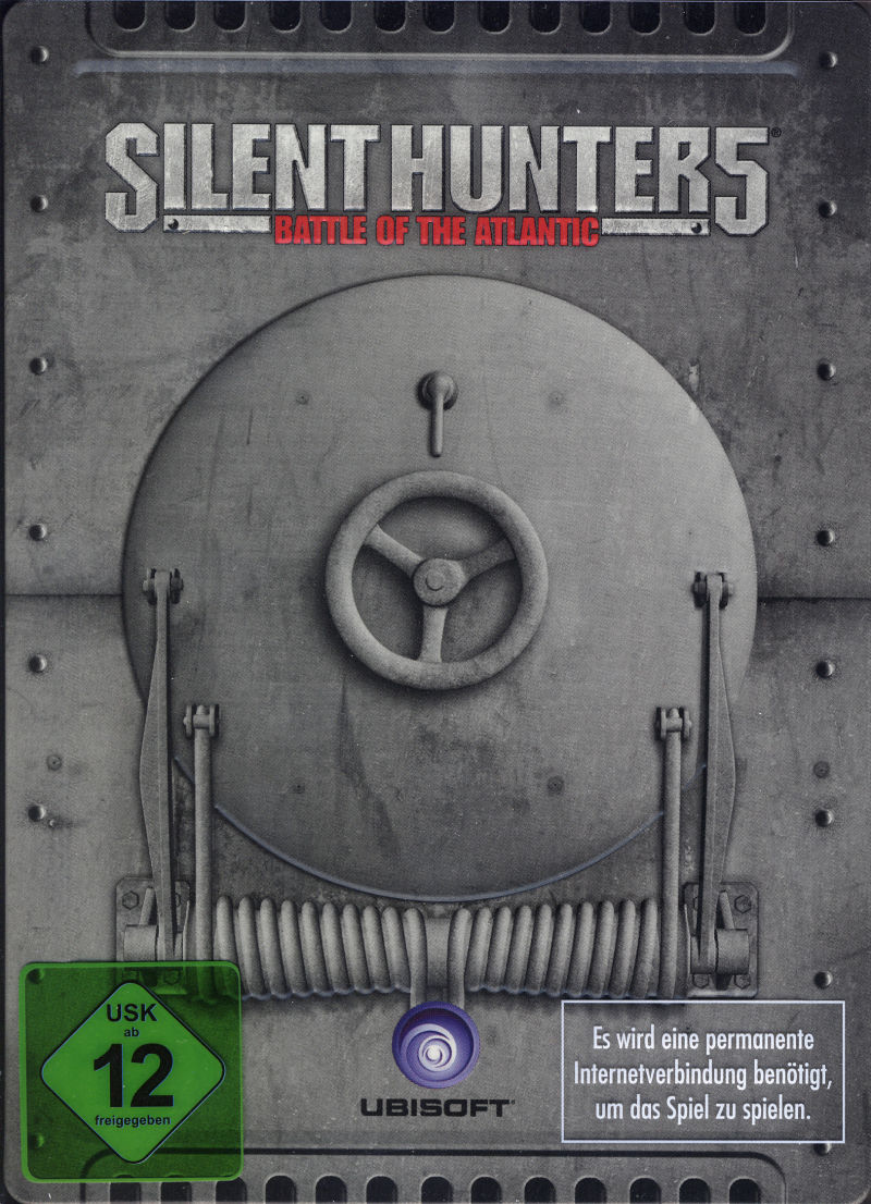 Silent Hunter 5: Battle of the Atlantic (Collector's Edition) Windows Front Cover