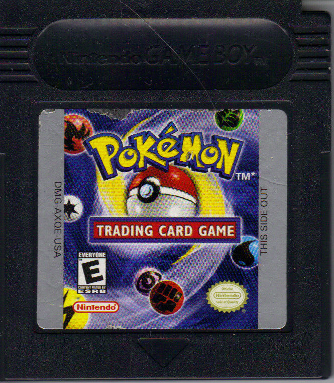 Pokémon Trading Card Game Game Boy Color Media