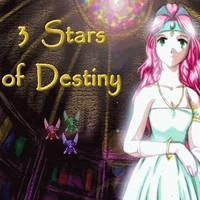 3 Stars of Destiny Windows Front Cover
