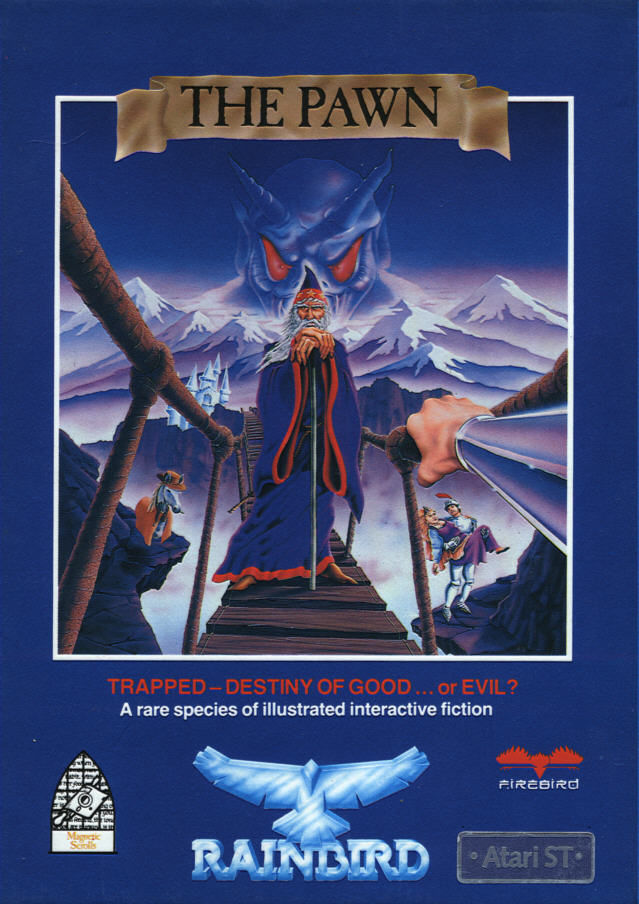 The Pawn for Atari ST (1986) - MobyGames