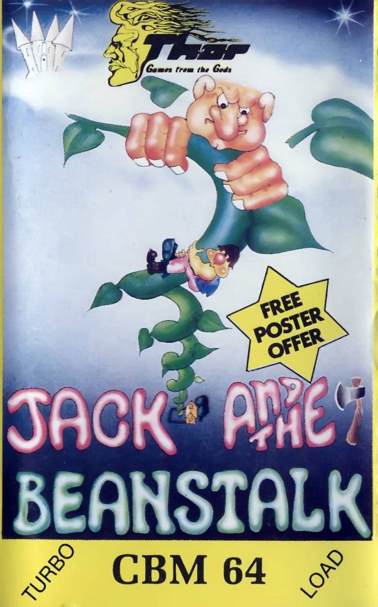 Jack And The Bean Stalk Game